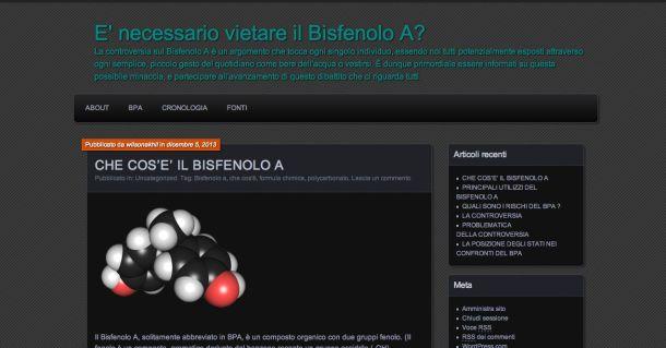 Bisfenolo