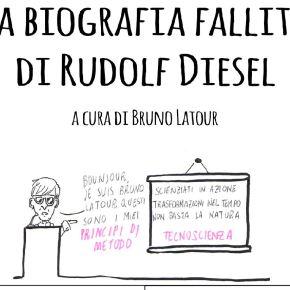 """""""La biografia fallita di Bruno Diesel"""", di Marco Meneghetti e Marco Mosetti"""