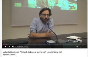 'Enough to base a movie on? Lo scienziato nel genere biopic, di AlbertoBrodesco