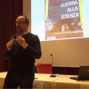 Davide Bennato: Come i media digitali hanno cambiato università ericerca.