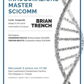 Inaugurazione Master SciComm